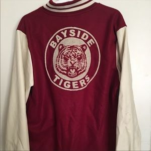 Save By The Bell Bayside High Varsity Jacket